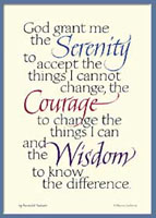 Serenity Prayer Image